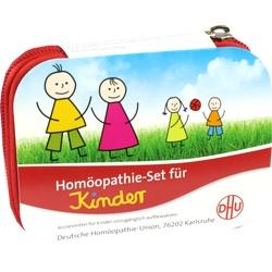 HOMOEOPATHIE SET F KINDER
