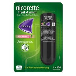 NICORETTE FRUIT&MINT SPRAY