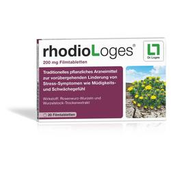RHODIOLOGES 200MG