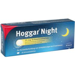 HOGGAR NIGHT 25MG SMT
